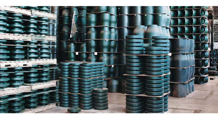 Industrial pipe fittings and flanges snapper
